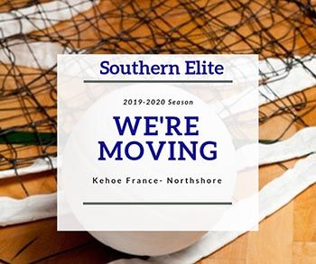 Southern Elite We're moving banner