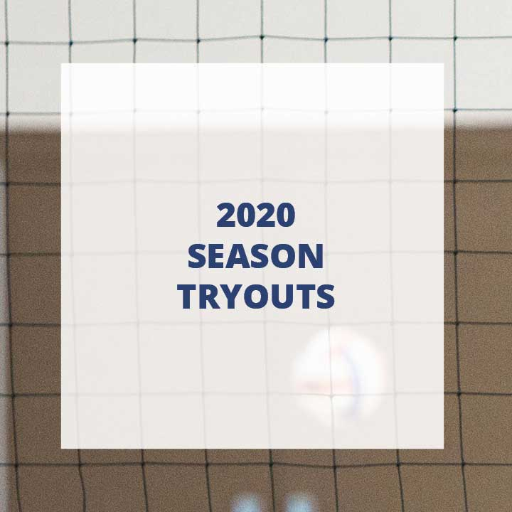 2020 Season Tryouts